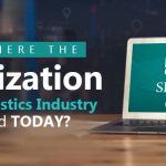 DIGITIZATION of the Logistics industry