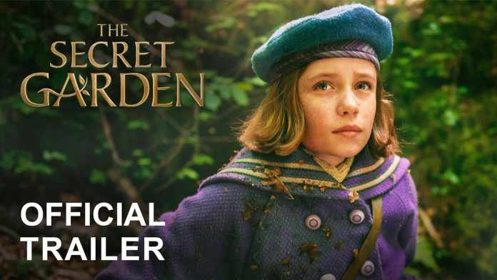 the secret garden movie