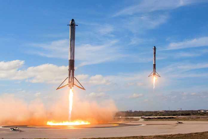 SpaceX Launched Rockets by Using Reusable Booster