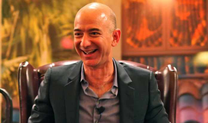 Jeff Bezos steps down