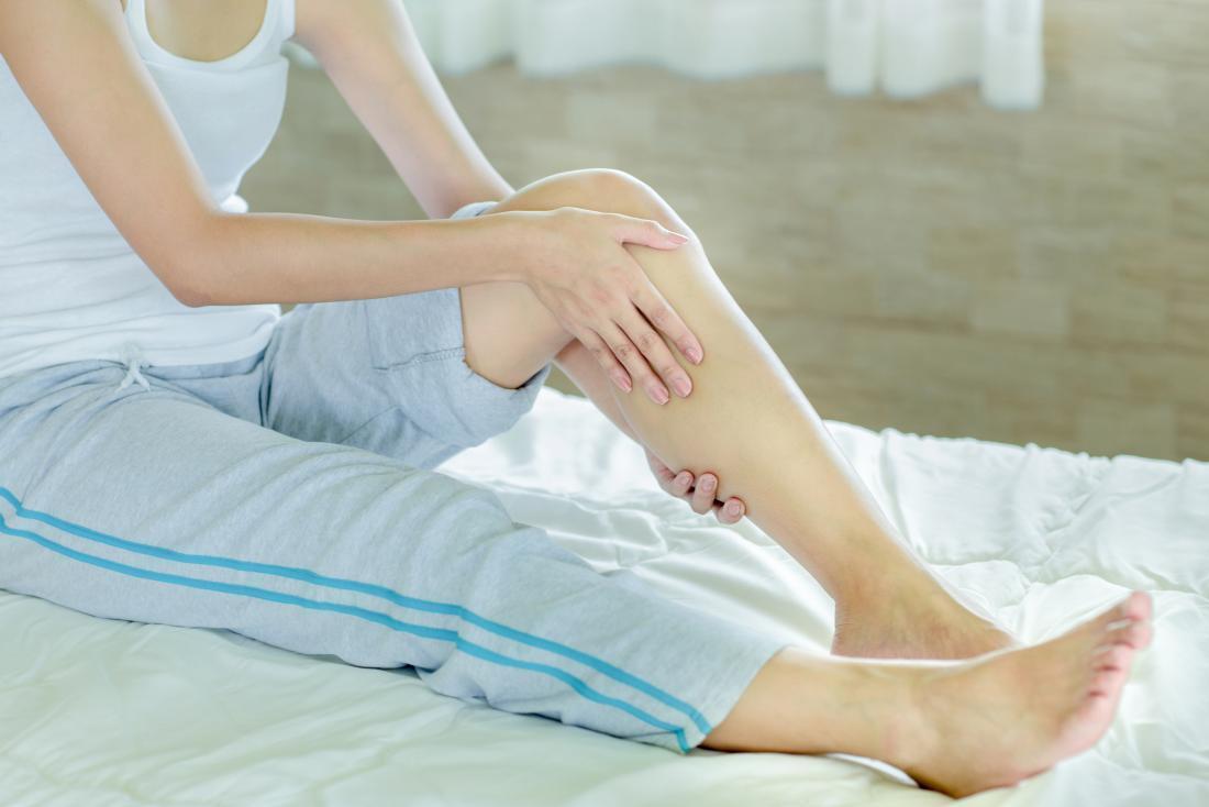 leg cramps at night