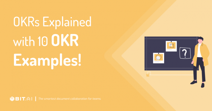 OKR Examples