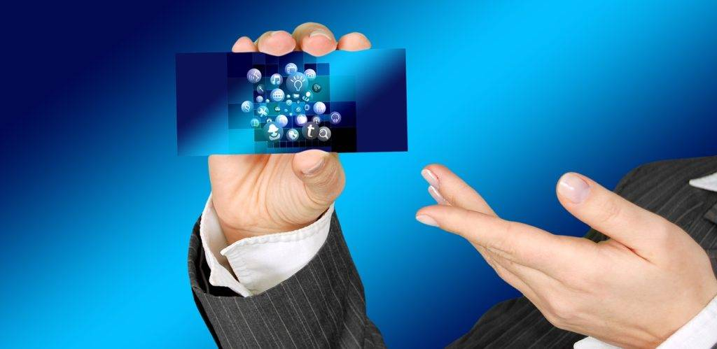 Reasons Businesses Cards Technology