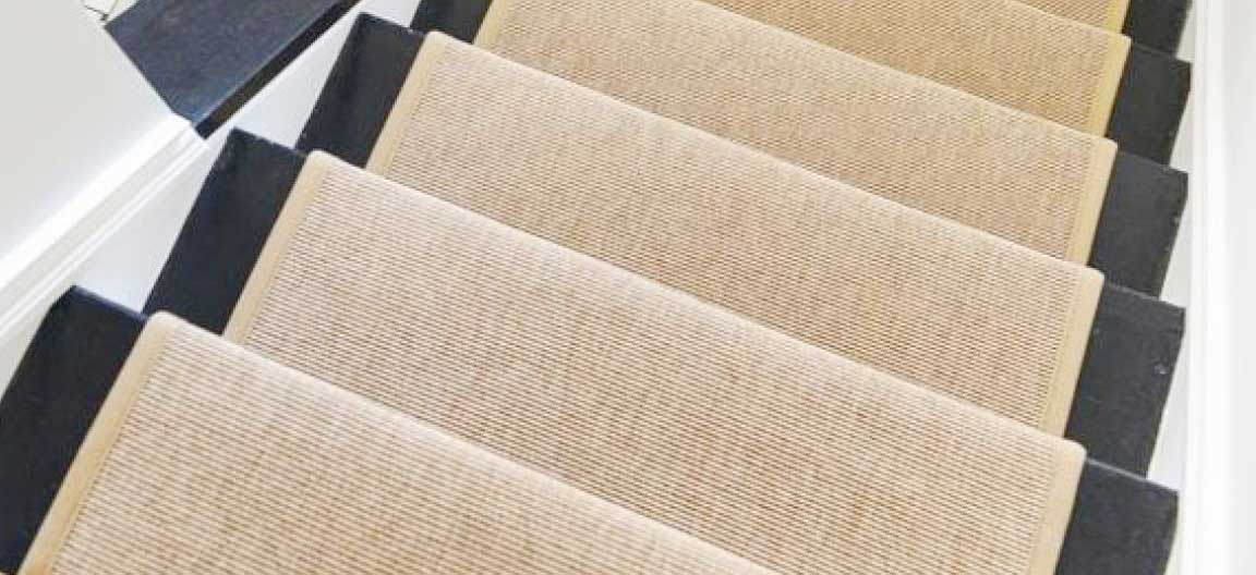 how to measure stairs for carpet