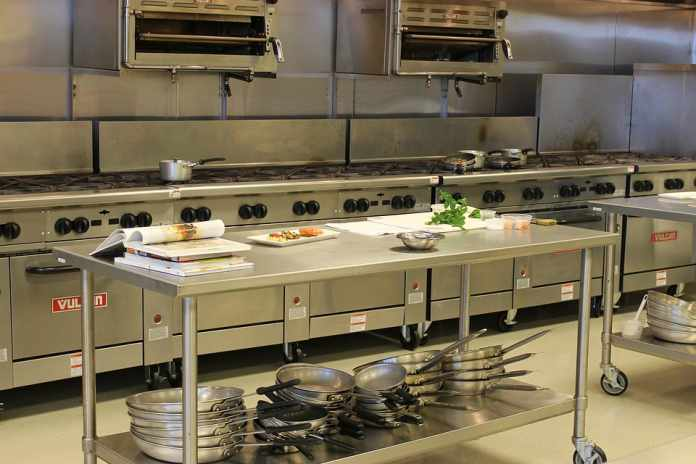 Money Renting Commercial Kitchen