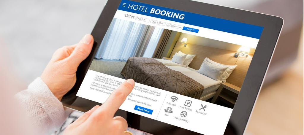 Things booking hotel online
