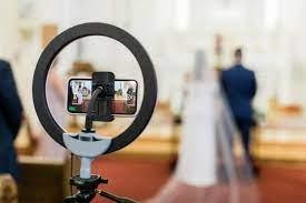 How Live Stream Wedding