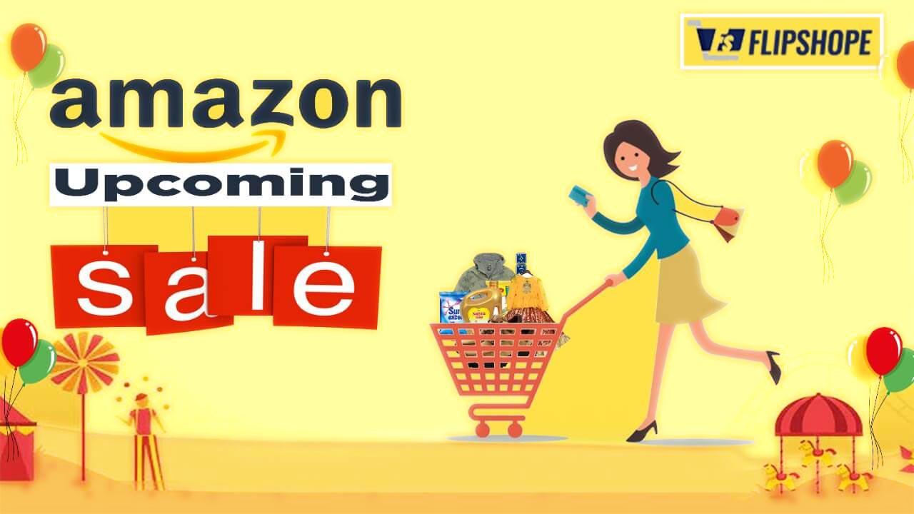 Amazon Upcoming Sale 2020