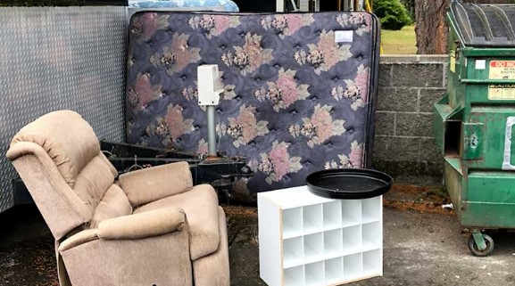 How To Get Rid Of Your Old Furniture