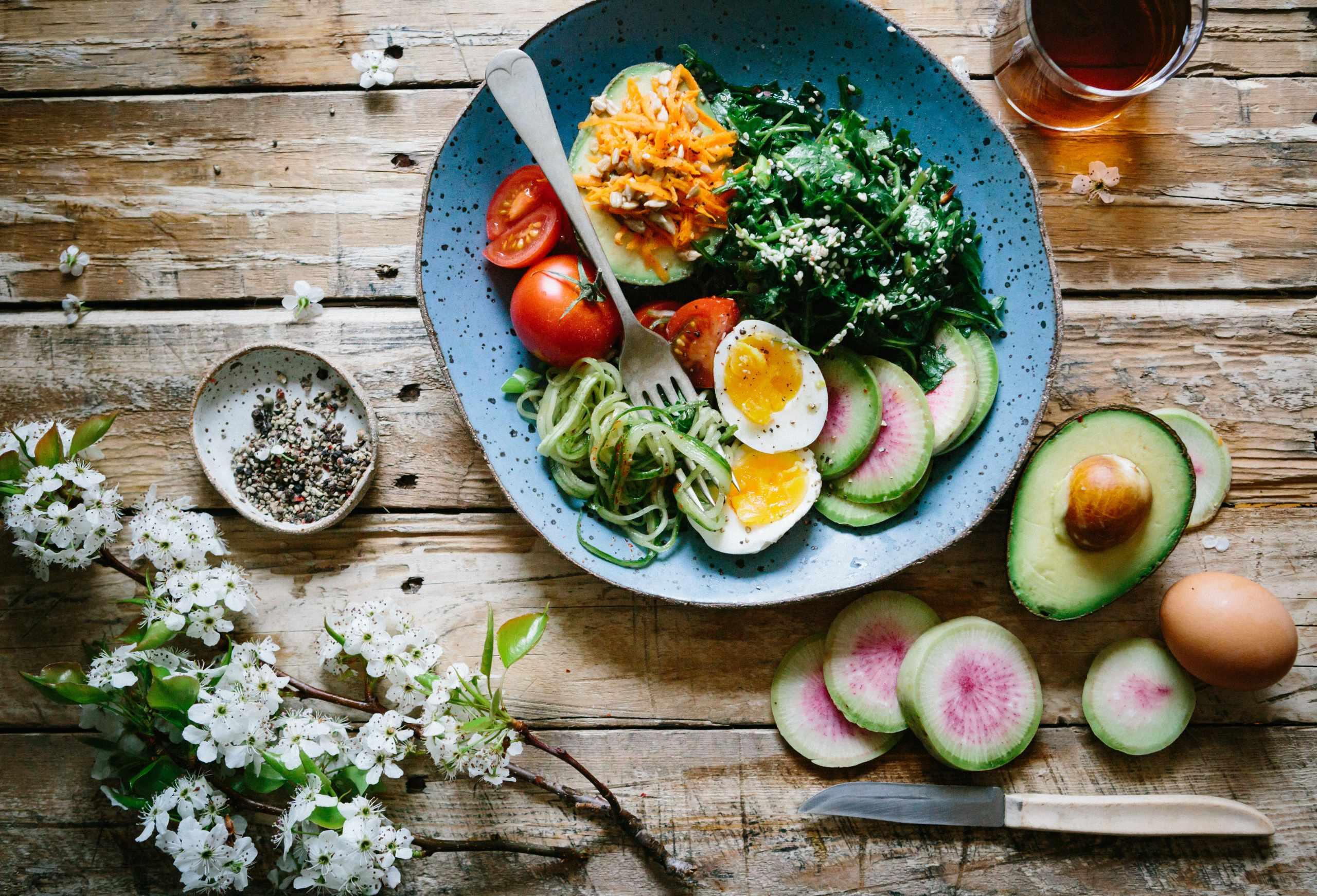 Start a New Diet