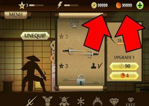 Shadow Fight Mod 2 APK new